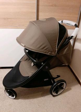 Детская прогулочная коляска Cybex новая