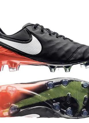 Футбольные бутсы Nike TIEMPO LEGEND VI FG 018