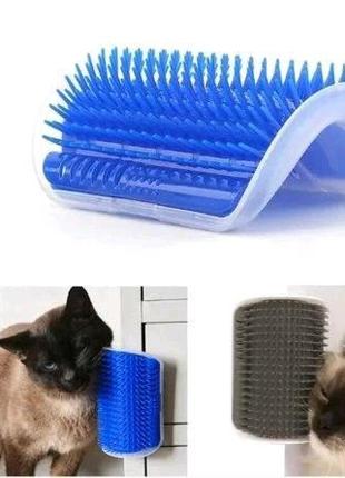 Игрушка-массажёр для котиков / Catit self groomer