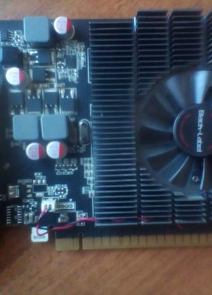 Видеокарта GT 730 128-bit 2gb