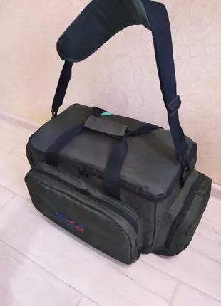 Термосумка сумка-холодильник изотермическая сумка термобокс 37.5