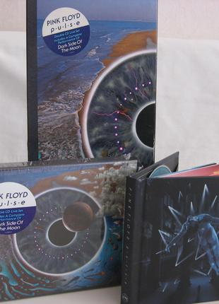 Фирменный Диск Pink Floyd Pulse 2CDLEDLight Box Book