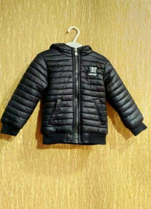 Куртка на мальчика, демисезонная куртка