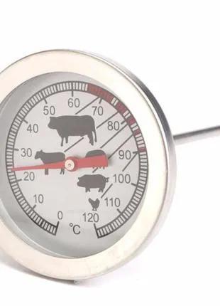 Термометр кухонный из нержавеющей стали от 0*С до +120*С