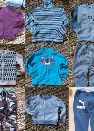 Одяг для хлопчика на 3р