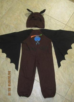 """Карнавальный костюм для деток """"летучий мышонок"""" с шапочкой 2-3..."""