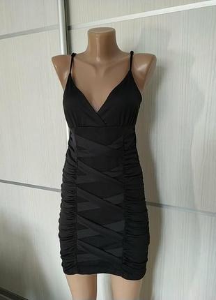 "Totally sexy вечернее платье ""утяжка"" от tally weijl"