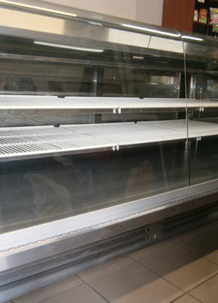 Холодильная витрина на три полки Иглоо Польша