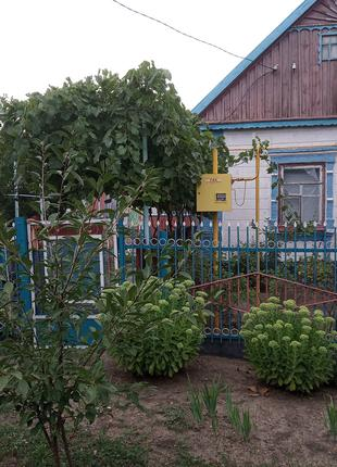 Продам газифицированный дом в пгт.Пришиб Михайловского р-на