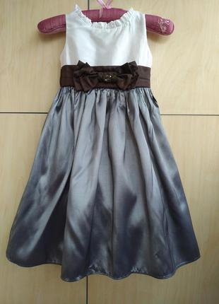 Нарядное платье darissa на 5 лет