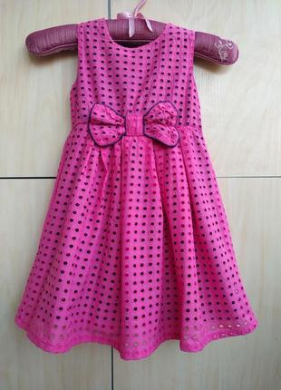 Платье george на 3-4 года новое