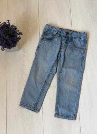 Фирменный крутые джинсы