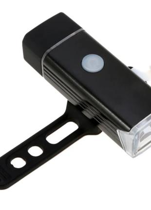 Велосипедная фара USB Задний фонарь-мигалка