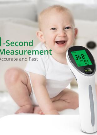 Медицинский инфракрасный термометр Yongrow  бесконтактный