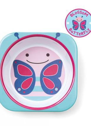 """Миска """"бабочка"""" для малышей"""