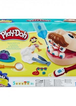 Play-doh набор для творчества мистер зубастик