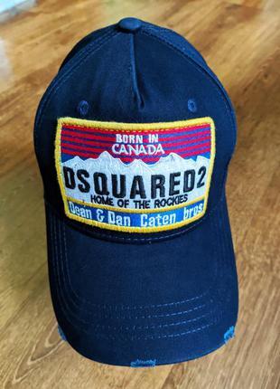 Бейсболка кепка dsquared2 оригинал