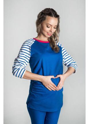 Туника для беременных с рукавом (беларусь)