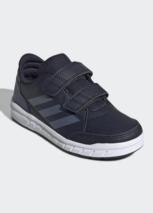 Детские кроссовки adidas altasport kids артикул g27091
