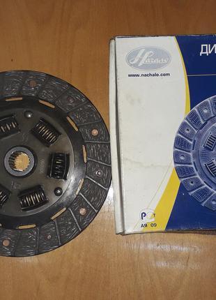 Диски сцепления на ВАЗ 2106, 2110-12, 2108-09, ГАЗ 24, 3110, 3102