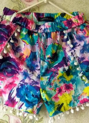 Яркие летние шорты zenzea
