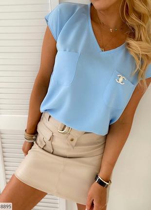 Женская блуза Шанель!