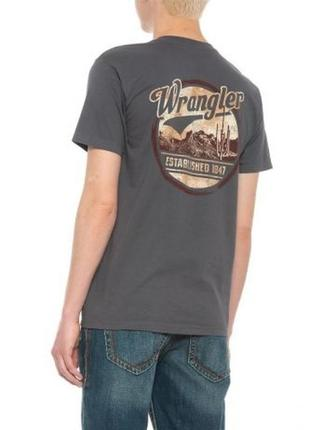 Футболка wrangler established 1947 оригинал из сша
