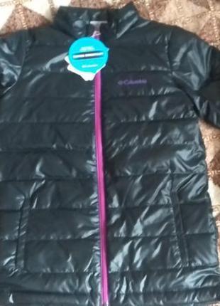 Columbia пуховик куртка  оригинал из сша
