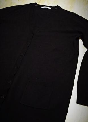 Кардиган свитер от бренда m&s. качество топ. стильная и модная
