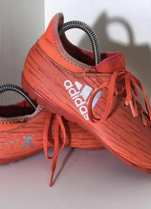 Мужские сороконожки adidas techfit ( адидас 38 2\3рр 24,5см )