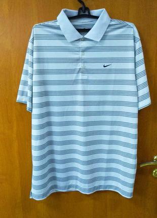 Поло футболка nike golf original dri fit. оригинал найк.