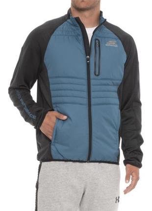 Мужская куртка мастерка skechers оригинал из сша