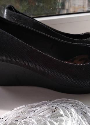 Босоножки туфли с открытым носком