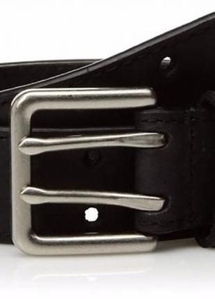 Ремень кожаный мужской carhartt double perforated оригинал из сша