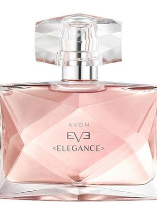 Розпродаж!!! парфумна вода avon эйвон ейвон eve elegance (50 мл)