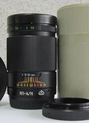 Объектив Юпитер-37А 3,5/135+КП-А/Н под Nikon,М.42-Зенит.Новый !!!