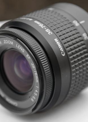 Canon EF 38-76mm f/4.5-5.6