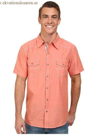 Рубашка мужская ecoths  оригинал из сша