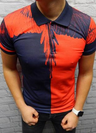 Классная мужская футболка поло - тренд сезона