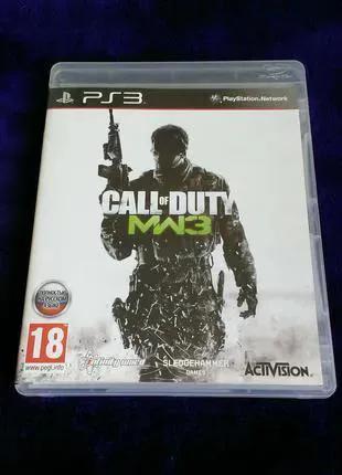 Call of Duty Modern Warfare 3 (русский язык) для PS3