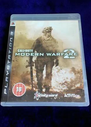 Call of Duty Modern Warfare 2 (английский  язык) для PS3