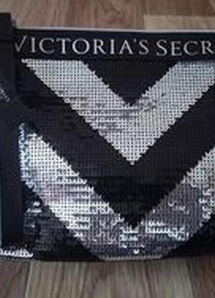 Клатч косметичка от victoria's secret