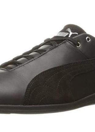 Туфли кроссовки мужские кожаные puma  ferrari оригинал из сша