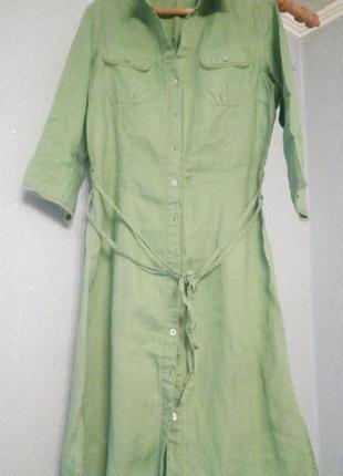 Платье рубашка 10% на все летние вещи