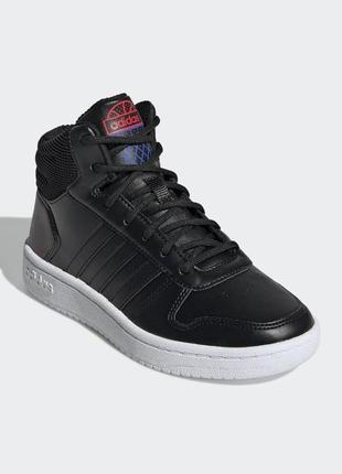 Высокие кроссовки adidas hoops mid 2.0   ee8547