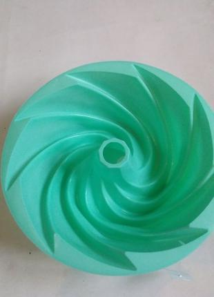 Силиконовая форма кекс ромовая баба большая 23х10