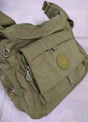 Fantasy спортивная сумка с множеством карманов