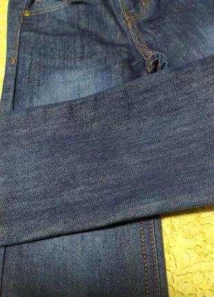 Фирменные джинсы на мальчика /рост 110-116см/бренд