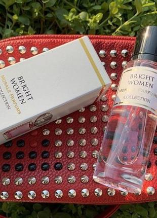 Парфюмированная вода для женщин версия versace bright crystal