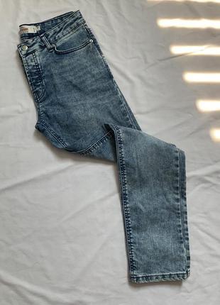 Мужские джинсы скини размер с /30